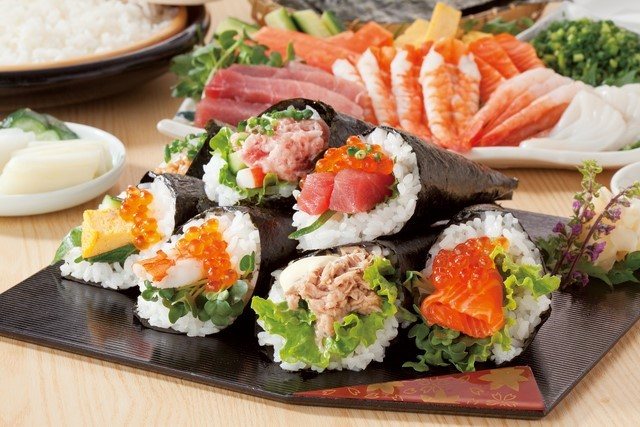 5 Unique Variations Of Japanese Sushi_6