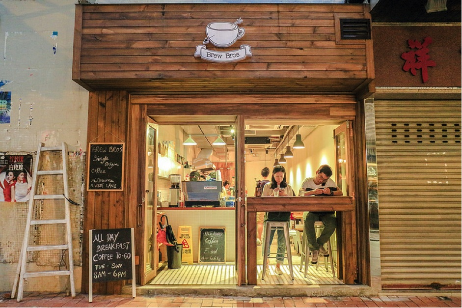 Five Cafes for Hong Kong Coffee Snobs_2