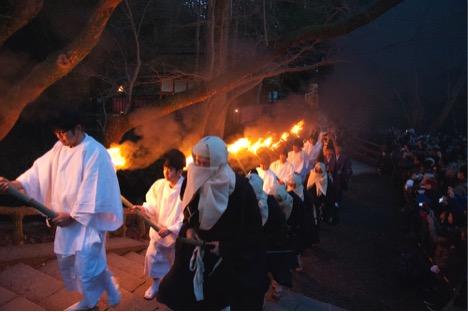 One of the most weirdest festivals in Japan - Set the whole mountain ablaze_6