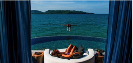 The Hidden Place of Paradise in Sihanoukville, Campodia_1