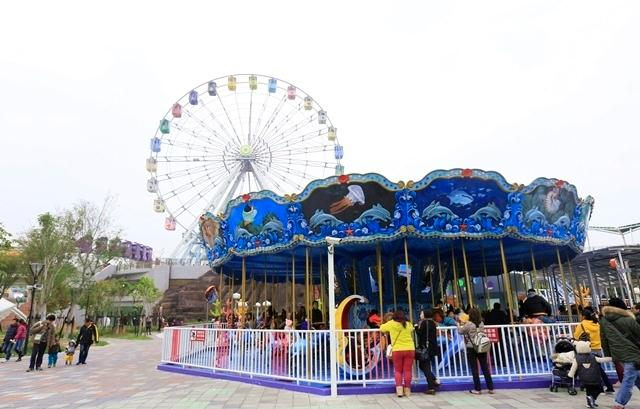 Top 10 Theme Park in Taiwan You Never Want To Miss_5