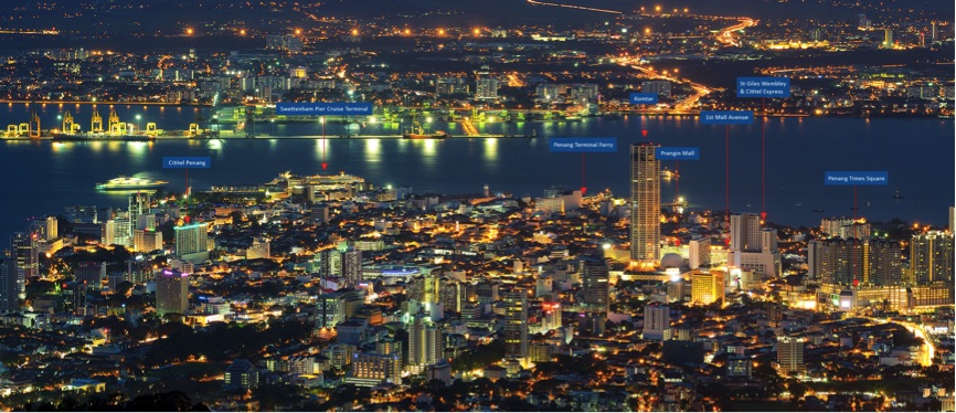 Top 5 Attractions of Penang, the Pearl of the Orient_1