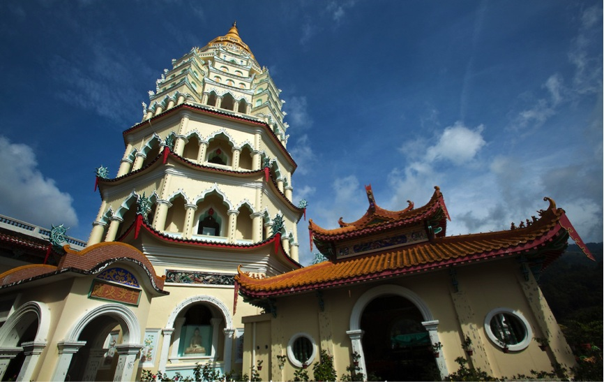 Top 5 Attractions of Penang, the Pearl of the Orient_4