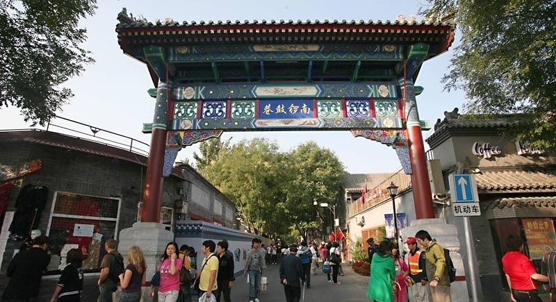Top 5 most visited streets by travellers in Beijing, China_3