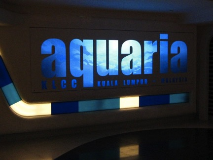 Where to go in Malaysia- My awesome trip to Aquaria KLCC_1