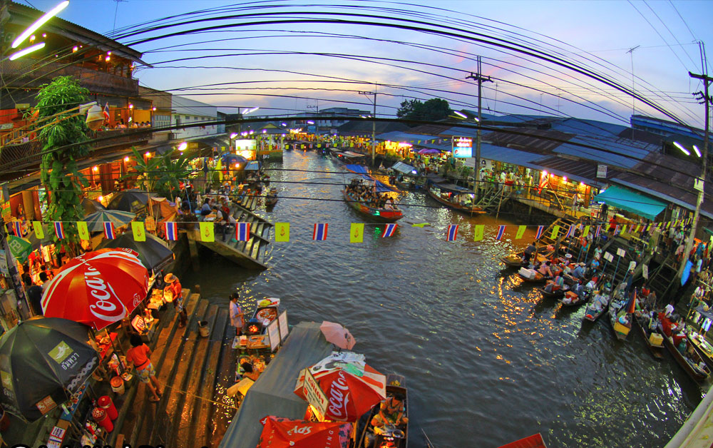 Local Food Tour Bangkok