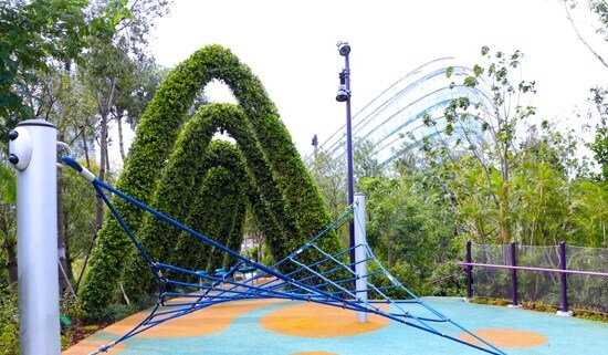 Garden By The Bay Playground gardensthe bay – an awesome playground for your kids at