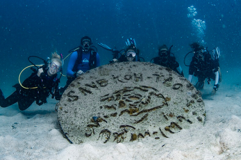 Koh tao a paradise for snorkeling asia travel blog - Dive in koh tao ...