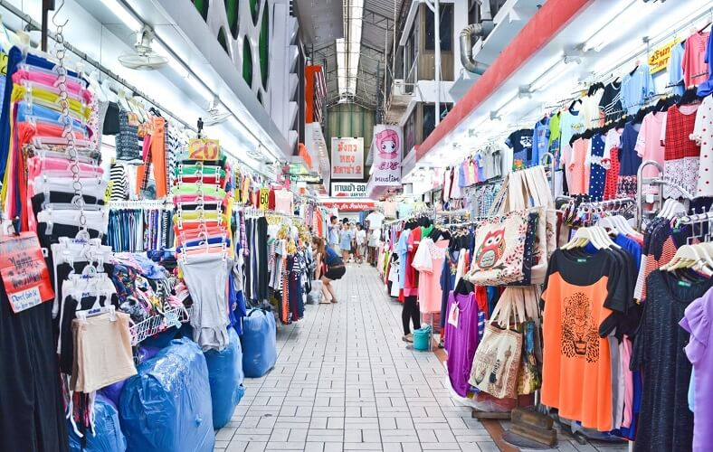 Image result for Pratunam Market