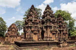 Banteay Srei - Symbol of Angkor Perio