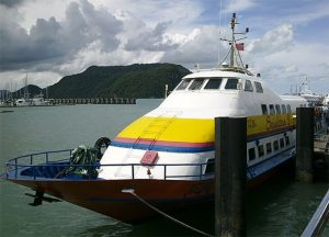 How To Take The Ferry to Langkawi 1