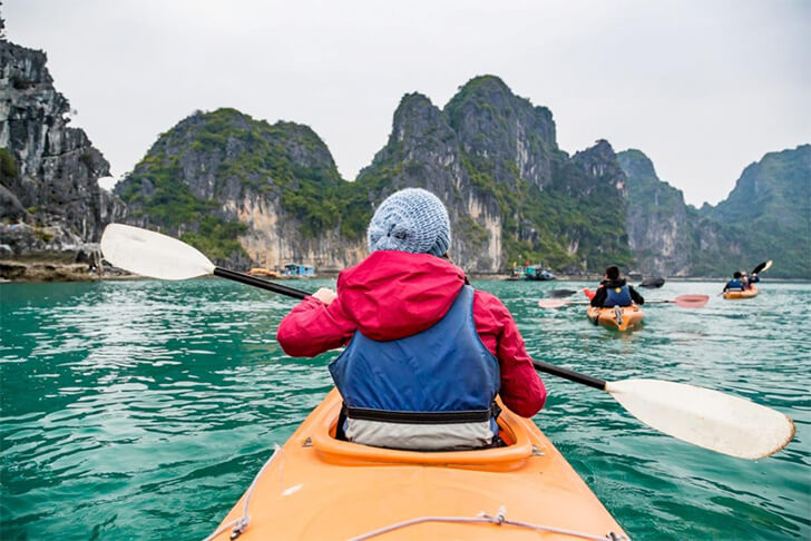 All You Need To Know About Kayaking in Halong Bay – Asia Travel Blog