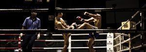 Muay Thai performance