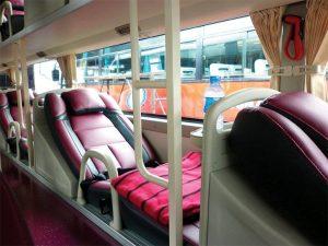 Bus from Hanoi to Hue