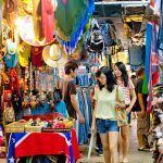 Chatuchak Market on the weekend