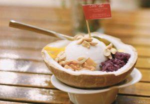 Coconut Thai Cream