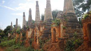 Indein Village, Inle Lake, Myanmar