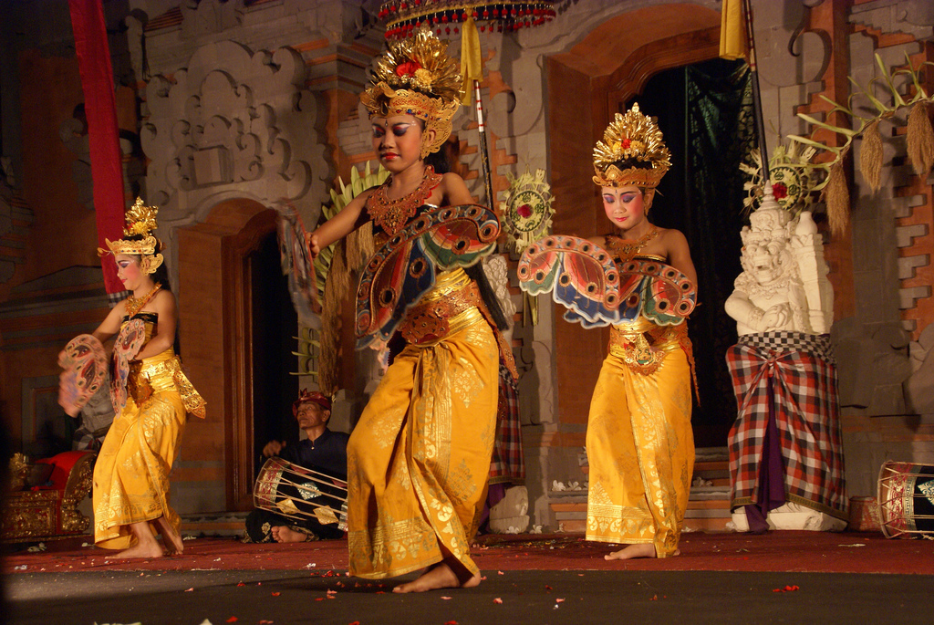 Bali Traditional Dance